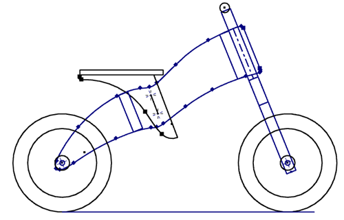Wooden Coaster Bike Plans